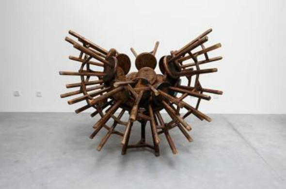 Дизайн-дайджест: Книга мифов о Бэнкси, выставка Ай Вэйвэя и арт-ярмарка FIAC в Париже. Изображение № 66.