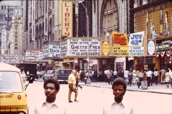 Город, которого нет: Нью-Йорк 70-х. Изображение № 20.