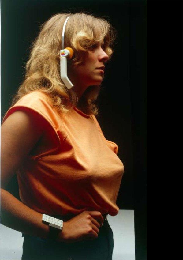 Опубликованы концепты футуристических устройств Apple из 80-х. Изображение № 6.