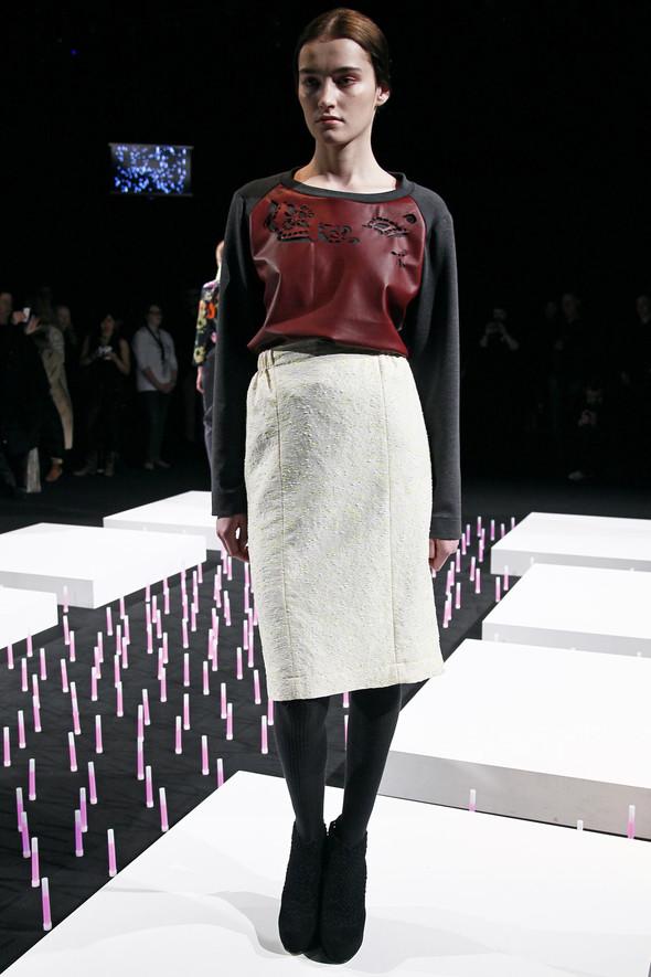 Berlin Fashion Week A/W 2012: Blame. Изображение № 12.