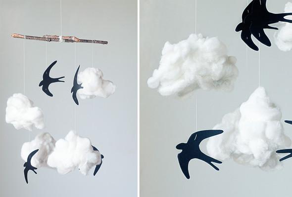 Если за окном пасмурно, а так хочется летнего неба. Изображение № 10.
