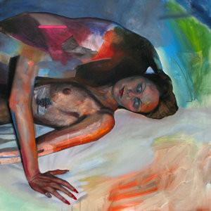 Эксплозия красок: тело и чувства глазами Винстона Шмиелински. Изображение № 11.