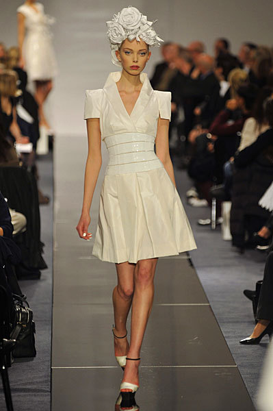 Chanel Spring 2009 Haute Couture. Изображение № 36.