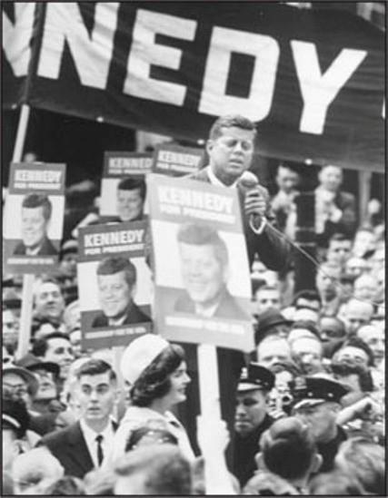 100 лет выборов в документальных фотографиях. Изображение № 36.