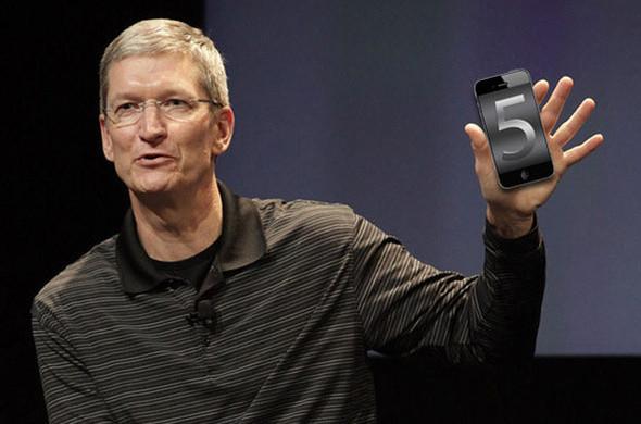 Тим Кук. Новая жизнь apple. Изображение № 1.