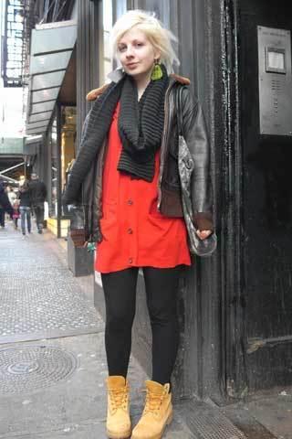 Уличная мода совсего мира. Изображение № 31.