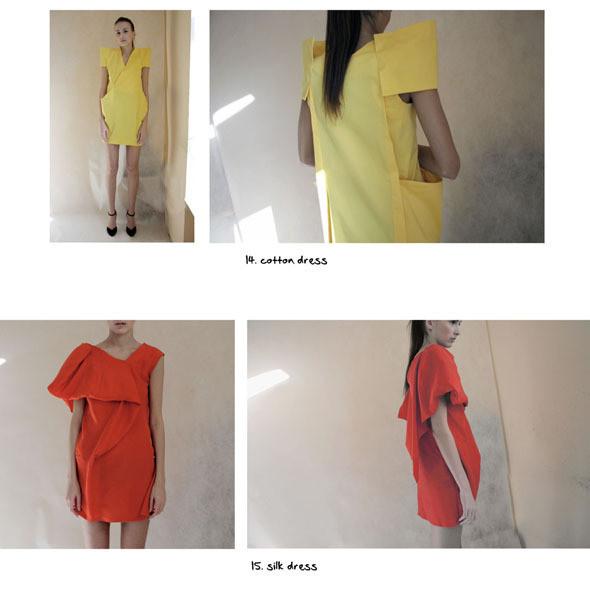 Изображение 3. Лукбук и видео: Anna Gudzenko SS 2011.. Изображение № 6.
