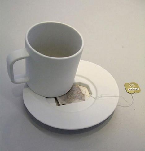 Чайная церемония. Изображение № 1.