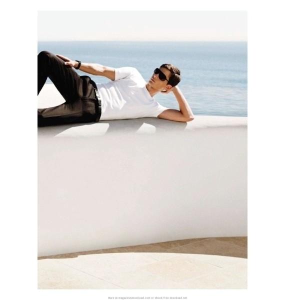 Изображение 3. Рекламные кампании: Calvin Klein White Label, Enrico Coveri и Kenzo.. Изображение № 3.