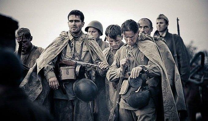 Кадр из фильма «Сталинград». Изображение №1.