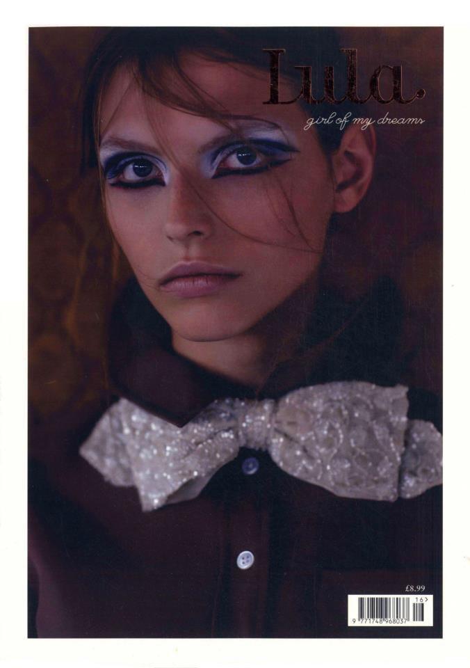 Вышли новые обложки Dazed & Confused, Lula и Vogue. Изображение № 5.