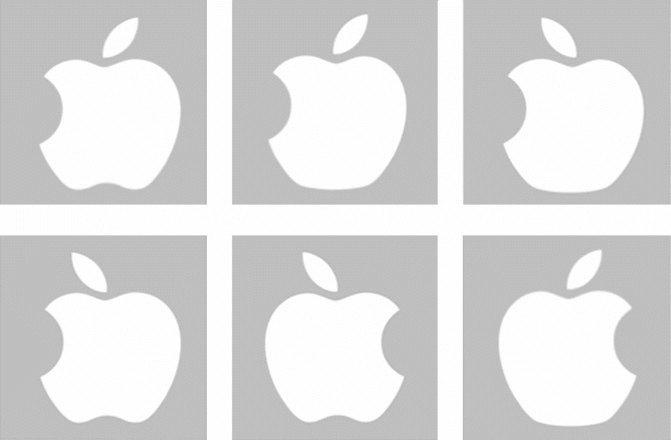 6 неправильных логотипов Apple. Изображение № 3.