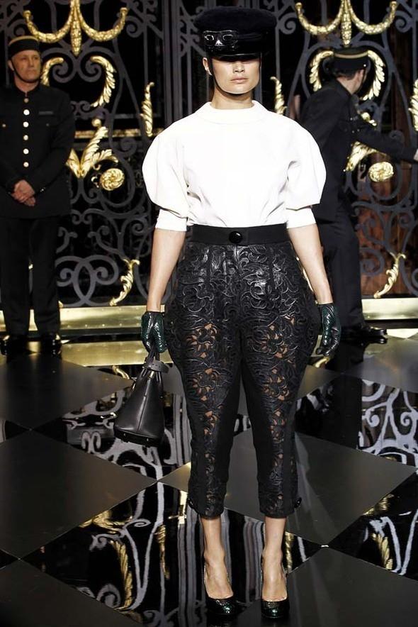 Изображение 50. Louis Vuitton Fall 2011.. Изображение № 50.