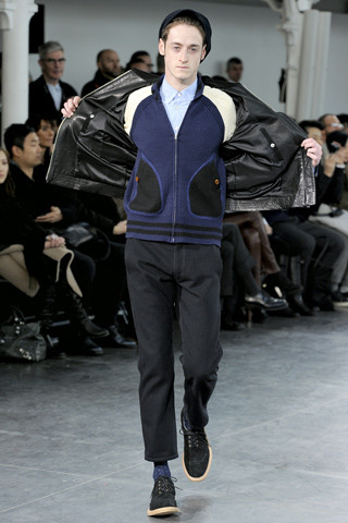 Junya Watanabe Comme des Garçons Man Fall 2011. Изображение № 61.