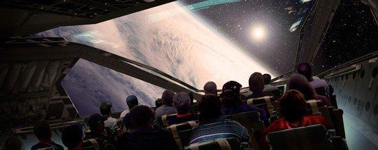 Опубликованы концепты парка развлечений по «Звёздному пути». Изображение № 7.