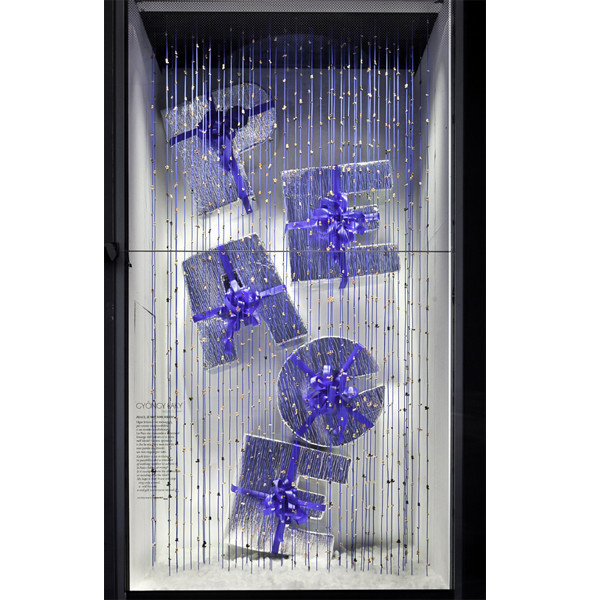 Три витрины магазинов, которые оформили современные художники и дизайнеры. Изображение № 22.
