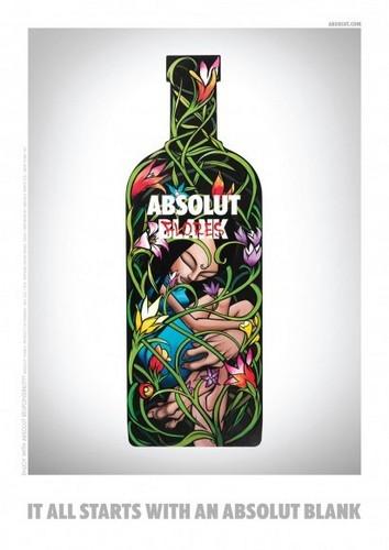 Новая креативная реклама Absolut. Изображение № 2.