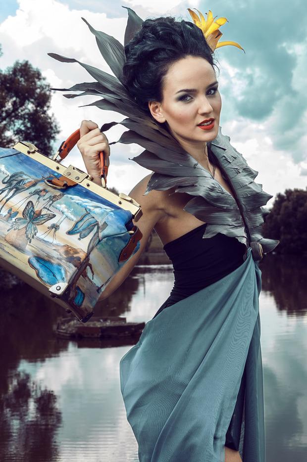 Лукбук кожаных сумок Ante Kovac. Изображение № 1.