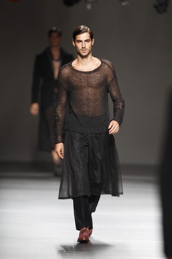 Madrid Fashion Week SS 2012: Francis Montesinos. Изображение № 6.