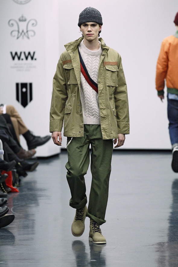 Berlin Fashion Week A/W 2012: Wood Wood. Изображение № 32.