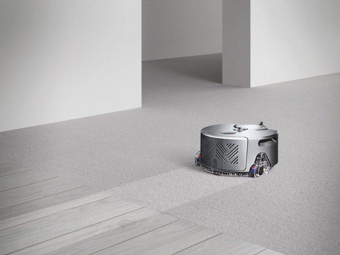 Представлен создаваемый с 1998 года робот-пылесос Dyson. Изображение № 1.