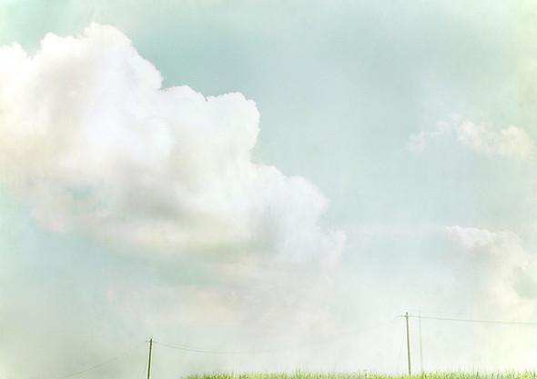 Изображение 13. Море и небо-два символа бесконечности.. Изображение № 13.