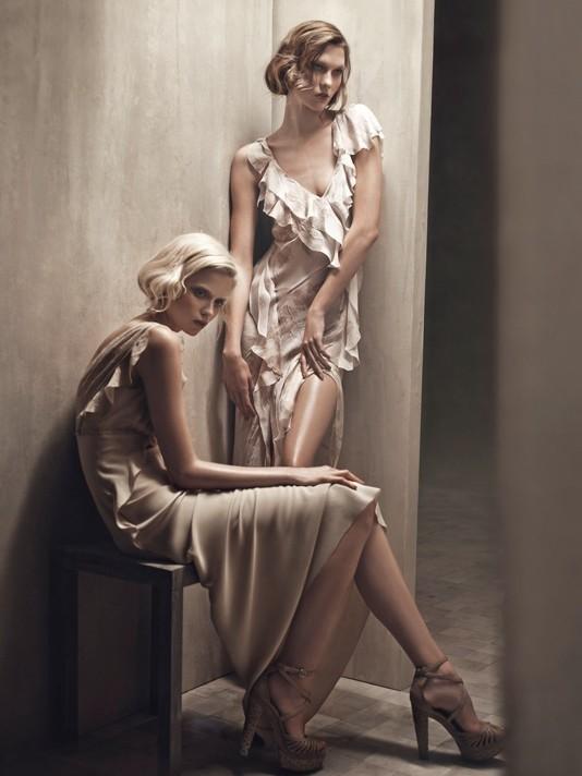 Изображение 9. S/S'11 Ad Campaign: Donna Karan, D&G, DKNY.. Изображение № 8.
