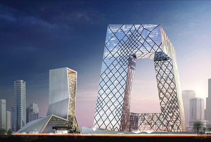 Штаб-квартира CCTV в Пекине. Изображение № 7.