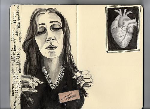 Мексиканская художница ERIKA KUHN. Изображение № 9.