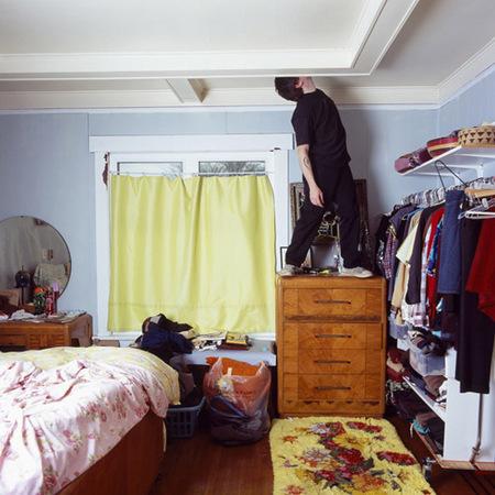Фред Мурам Целуя потолок. Изображение № 5.