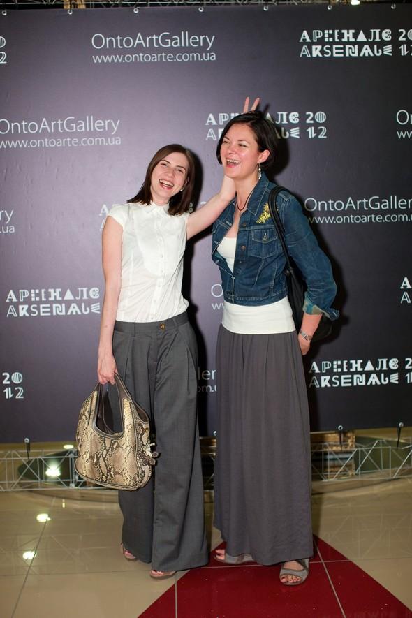 """ARSENALE 2012: """"Вечер современного искусства"""" с OntoArtGallery.. Изображение № 16."""