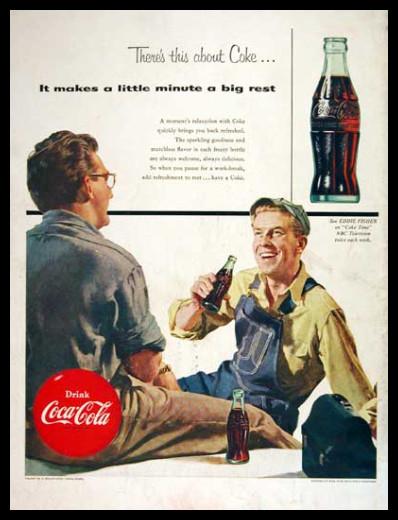 Изображение 58. Coca-cola – История бренда, история рекламы.. Изображение № 58.