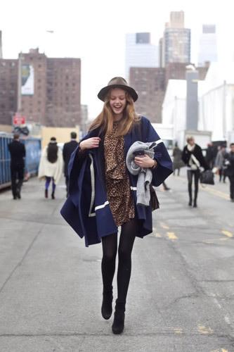 Нерабочее время: Блоги об уличном стиле моделей. Изображение № 13.