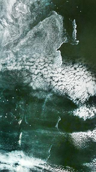 Сайт дня: обои для айфонов из спутниковых карт. Изображение № 12.