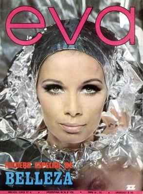 Изображение 60. Мода 60х: макияж.. Изображение № 60.
