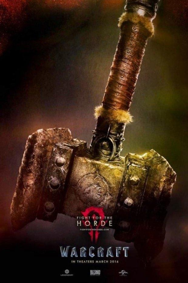 Blizzard показала первые постеры к «Варкрафту». Изображение № 2.