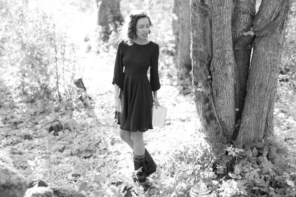 Осень. Поэт Мария Кузьмина. Изображение № 6.