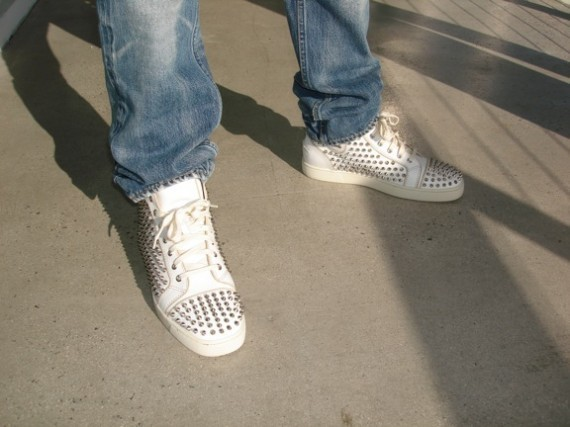 Изображение 3. Louis Sneaker от Christian Louboutin.. Изображение № 3.