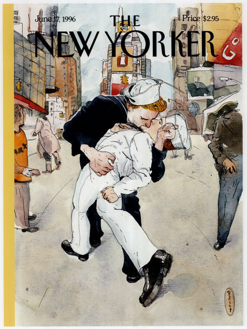 10 иллюстраторов журнала New Yorker. Изображение № 65.