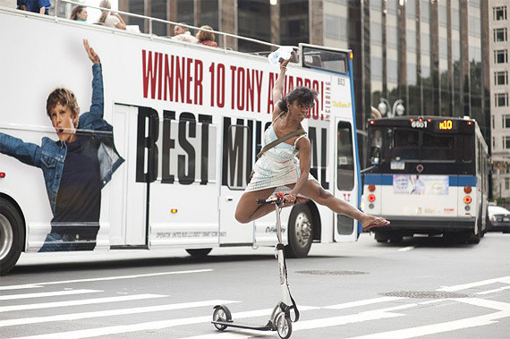 Изображение 19. Dancers Among Us. Jordan Matter.. Изображение № 19.