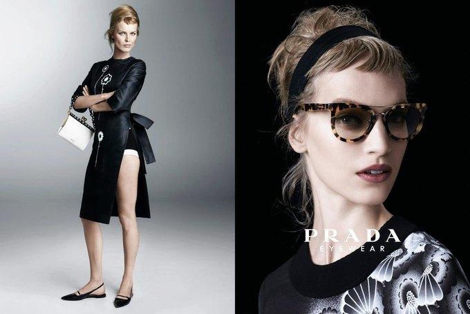 Max Mara, Prada и другие марки выпустили новые кампании. Изображение № 12.