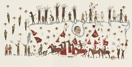 Канадский художник Marcel Dzama. Изображение № 1.