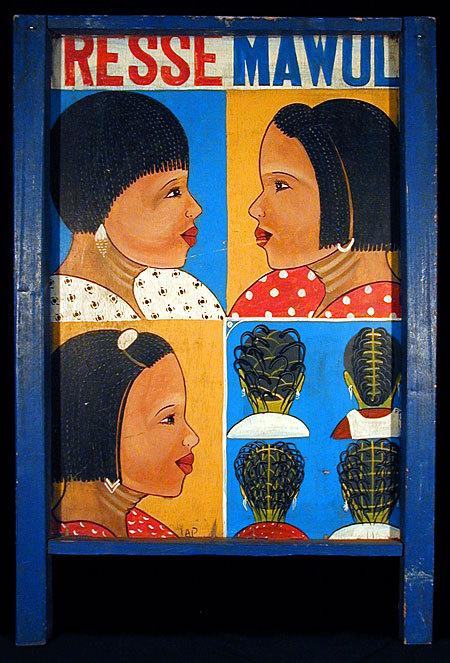 African Hairlooks. Изображение № 3.