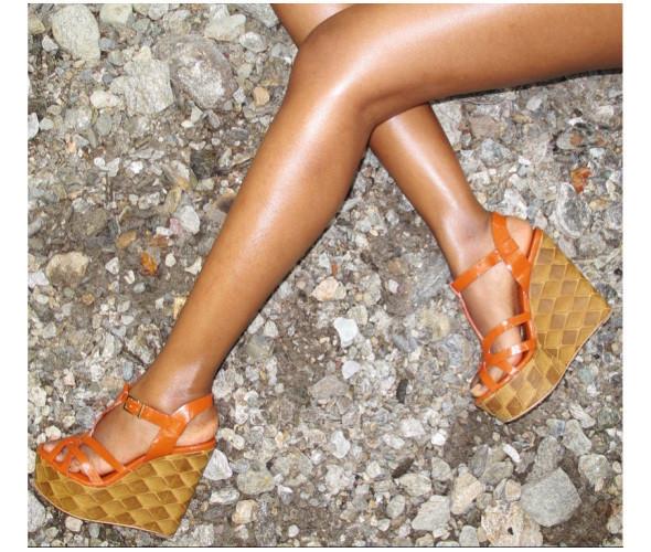 Изображение 55. Лукбуки обуви: Jeffrey Campbell, Modern Vintage и Solestruck.. Изображение № 15.