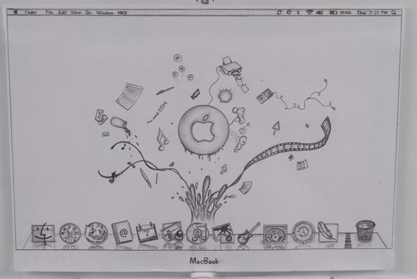 Macbook Draw. Изображение № 4.