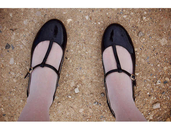 Фотография из блога Yours Truly (туфли Urban Outfiters). Изображение №90.