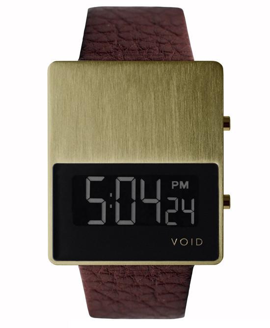 Изображение 28. Часы VOID V01 для минималистов.. Изображение № 26.