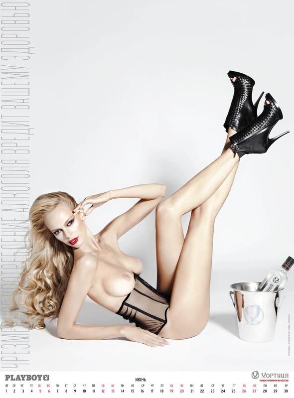 Nude Corporate Calendar 2010. Изображение № 6.