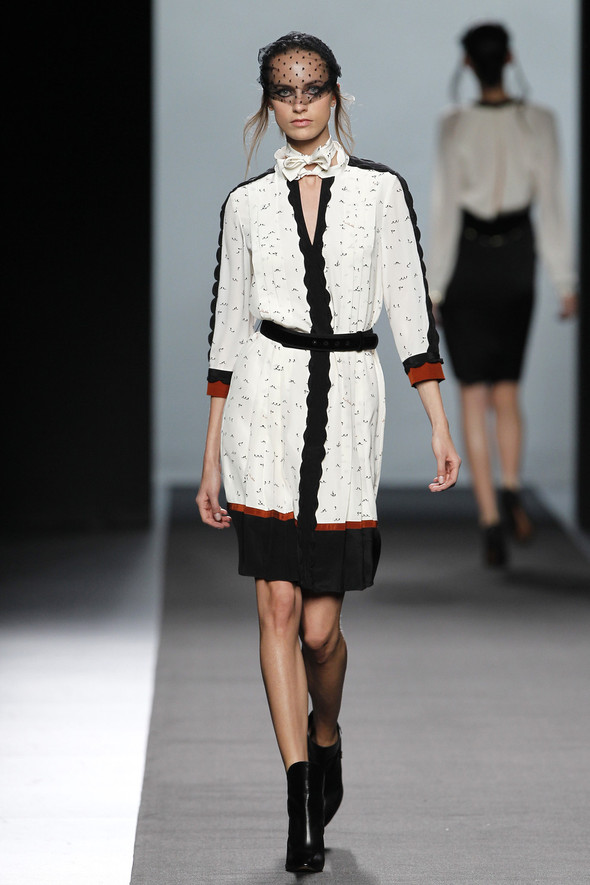 Madrid Fashion Week A/W 2012: Miguel Palacio. Изображение № 10.