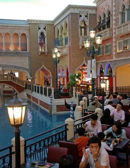 TheVenetian Macao-Resort-Hotel – Венеция вКитае. Изображение № 7.